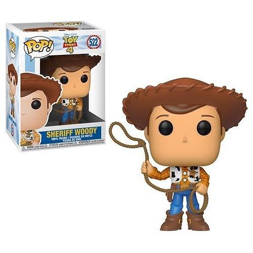 Funko POP! Toy Story 4 - Sheriff Woody (522)