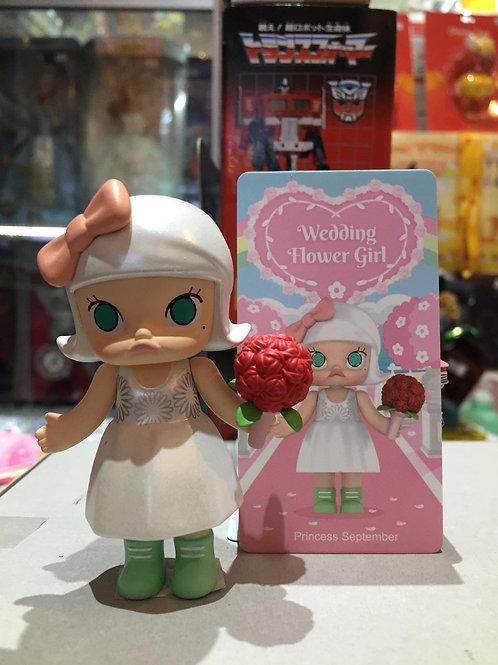 POPMART Wedding Flower Girl Molly - Princess September
