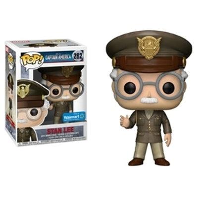 Funko POP! Captain America - Stan Lee General SE Exclusive (282)