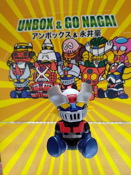 Unbox x Go Nagai -  Mazinger Chase