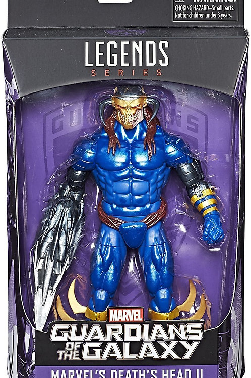 Marvel Legends Guardians of the Galaxy Death's Head 2 (no BAF)