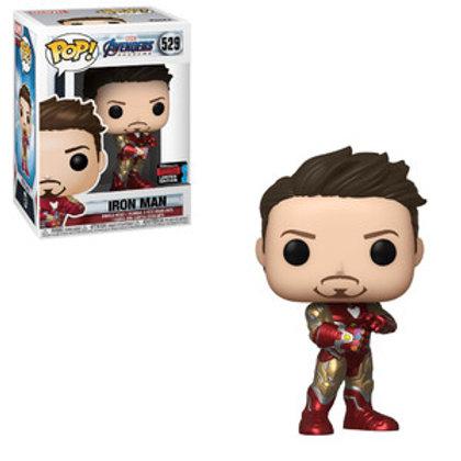 Funko POP! Avengers: Endgame - Iron Man with Gauntlet (529)