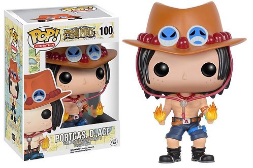 Funko POP! One Piece - Portgas D. Ace (100)