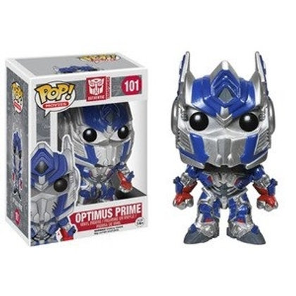 Funko POP! Transformers - Optimus Prime (101)