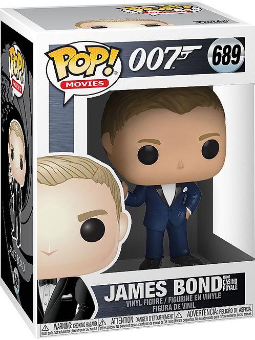 Funko POP! 007 - James Bond Casino Royale (689)