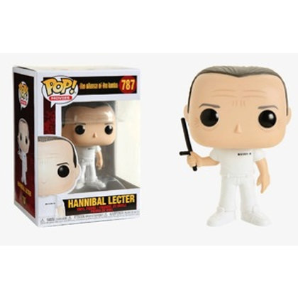 Funko POP! Silence Of The Lambs - Hannibal Lecter Jumpsuit (787)