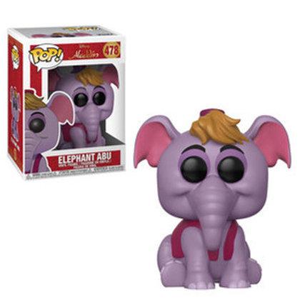 Funko POP! Disney Aladdin - Elephant Abu (478)