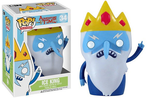 Funko POP! Adventure Time - Ice King  (34)