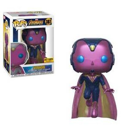 Funko POP! Avengers: Infinity War - Vision SE Exclsuive (307)