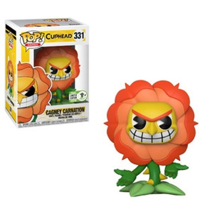 Funko POP! Cuphead - Cagney Carnation ECCC  (331)