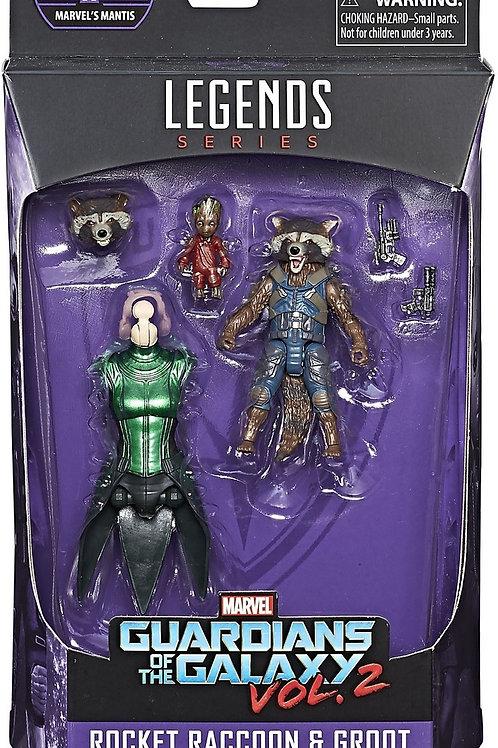 Marvel Legends Guardians of the Galaxy Vol. 2 Rocket Raccoon (no BAF)