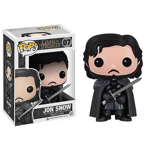 Funko POP! Game of Thrones -  Jon Snow (07)