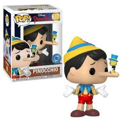 Funko POP! Pinocchio - Pinocchio Lying SE Exclusive (617)