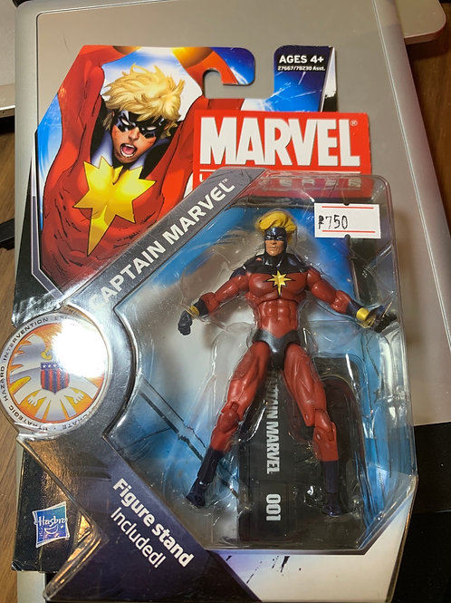 Marvel Universe 3.75 - Captain Marvel