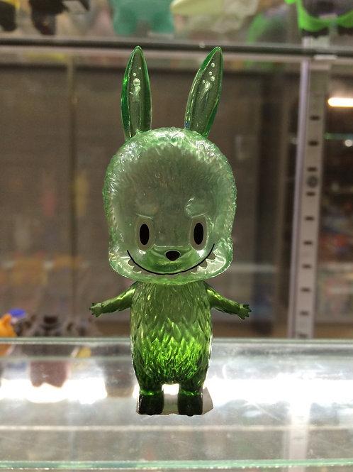 Mini Labubu Series 2 -Green Transparent