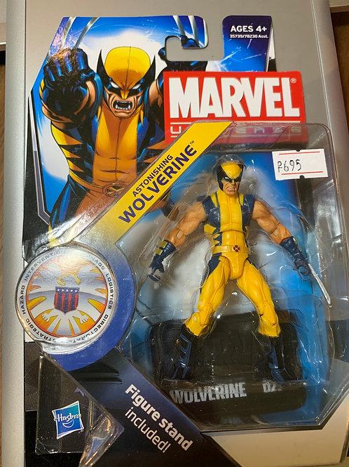 Marvel Universe 3.75 - Astonishing Wolverine