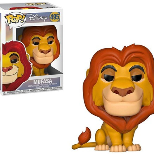 Funko POP! Lion King -  Mufasa  (495)