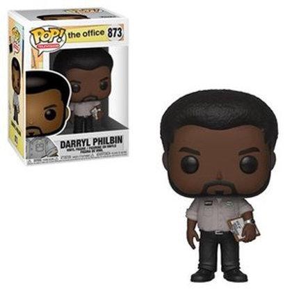 Funko POP! The Office - Darryl Philbin (873)