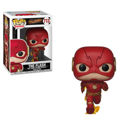 Funko POP! Flash - Running Flash (713)