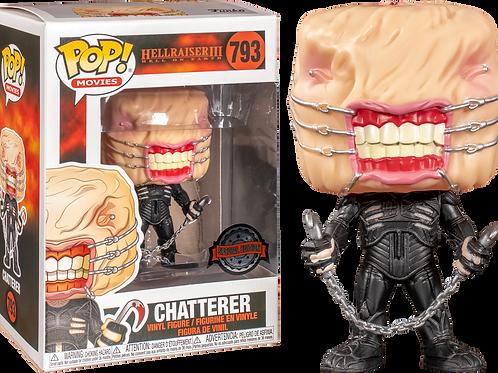 Funko POP! Hellraiser 3: Hell on Earth - Chatterer (793)
