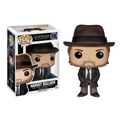 Funko POP! Gotham - Harvey Bullock (76)