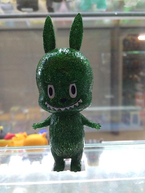 Mini Labubu Series 1 - Green Glitter