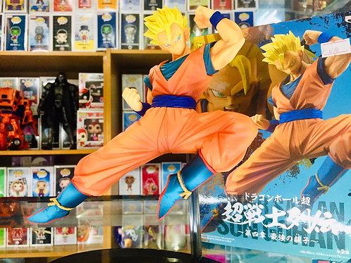 Banpresto DBZ Chosenshiretsuden Ultimate Super Saiyan Son Gohan