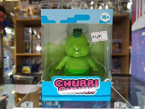 Unbox and Friends  Jim Dreams Chubbi Chunk Green