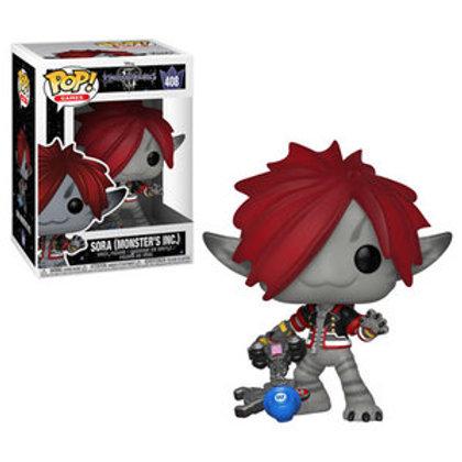 Funko POP! Kingdom Hearts - Sora Monsters Inc (408)