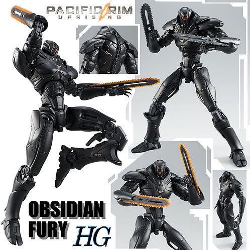 Bandai HG Pacific Rim - Obsidian Fury Model Kit