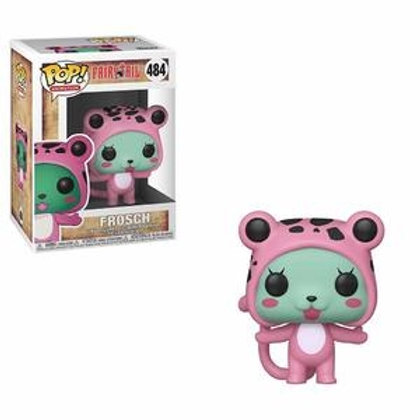 Funko POP! Fairy Tail - Frosch (484)