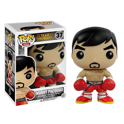 Funko POP! Sports - Manny Pacquiao Boxer Uniform (37)