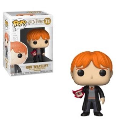 Funko POP! Harry Potter - Ron Weasley Howler (71)