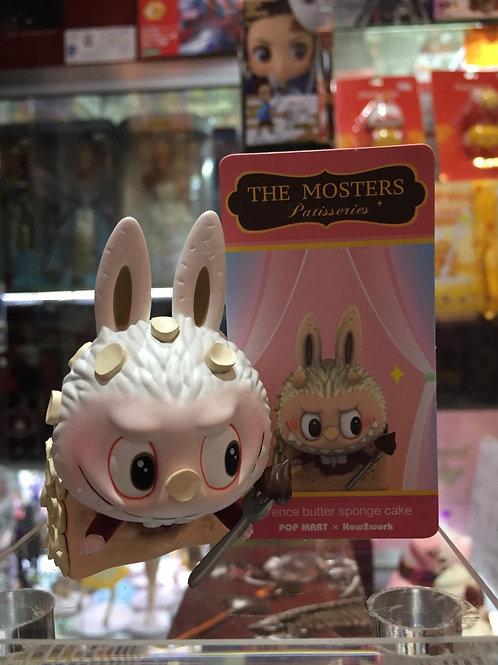 POPMART The Monsters Patisseries - French Butter Sponge Cake