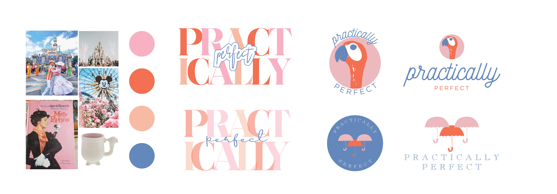 Practically Perfect Logo Exploration