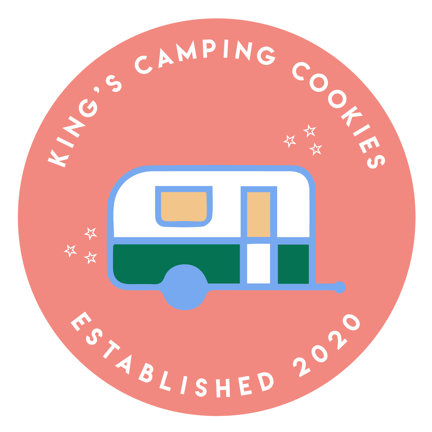 King's Camping Cookies