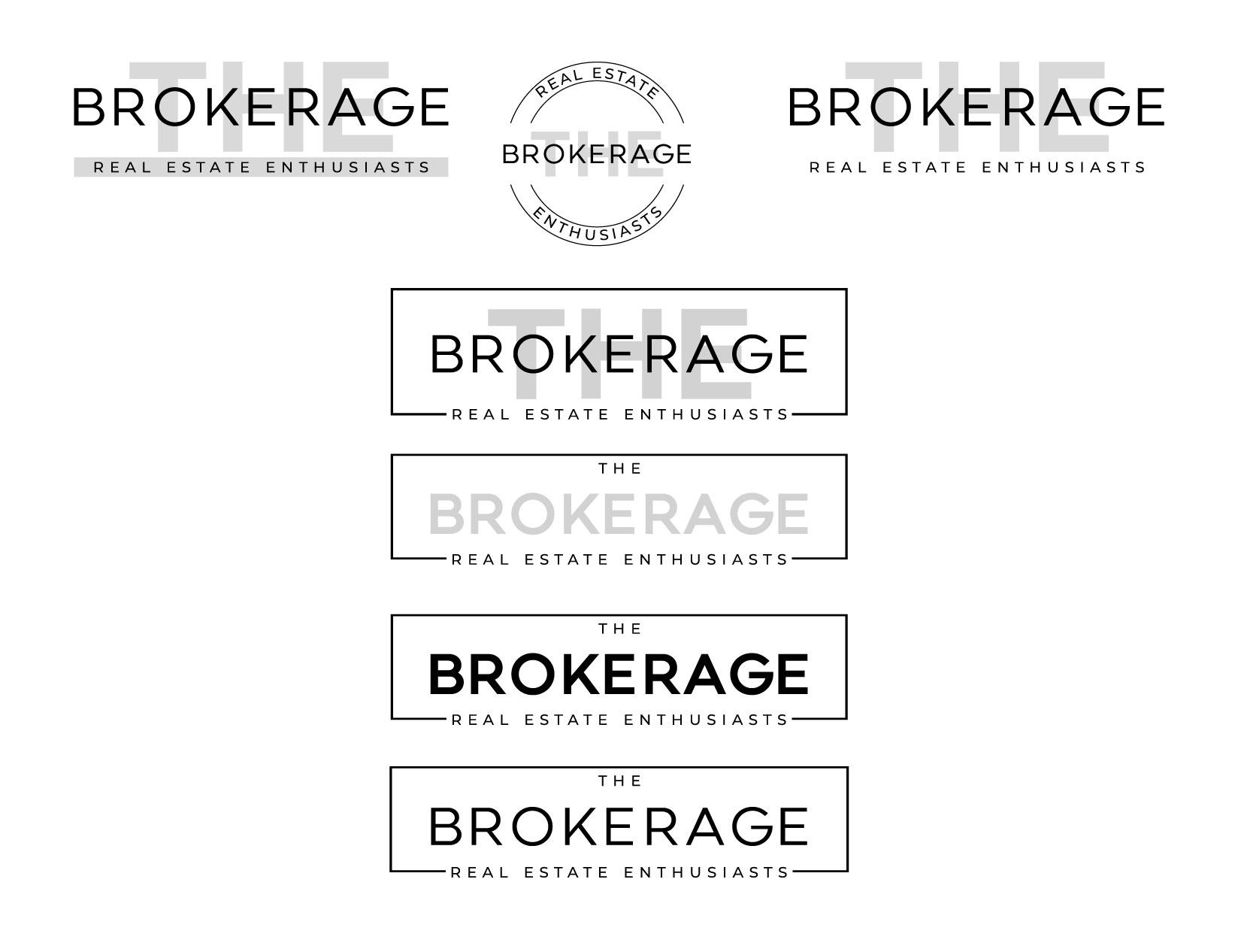 The Brokerage Logo Exploration