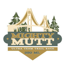Mighty Mutt Trail Race Logo