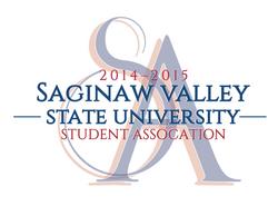 SVSU Student Association Logo