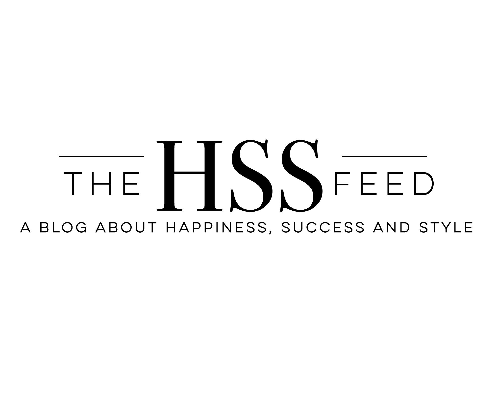 The HSS Feed Logo