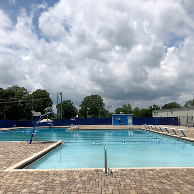 Calhoun Recreation Center Pool Deck Renovation