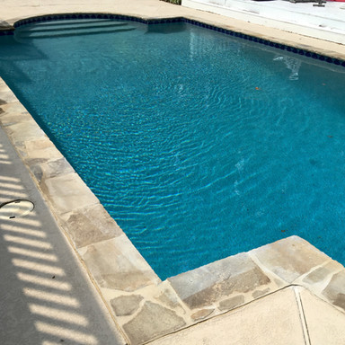 Double roman pool