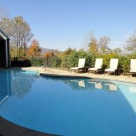 Brasstown Resort pool