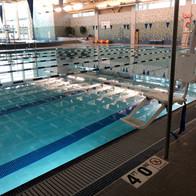 GSU lap pool