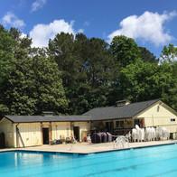 Gainsborough community swimming pool renovation