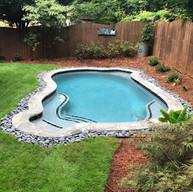 Spool small residential swimming pool kirkwood