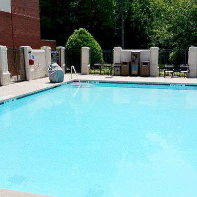 Hyatt Place Pool Johns Creek
