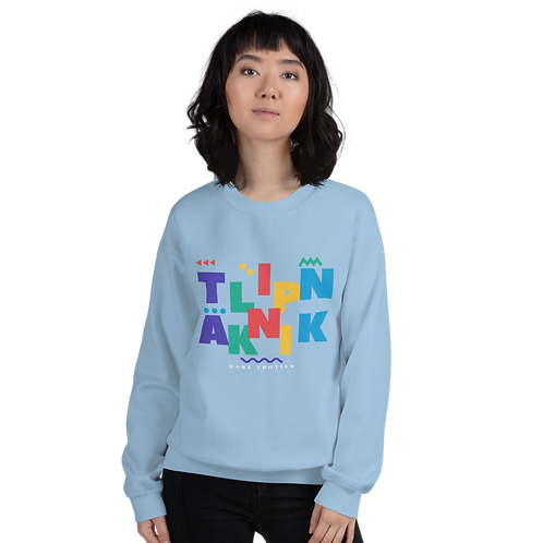 80s TALKINPINK Unisex Sweatshirt