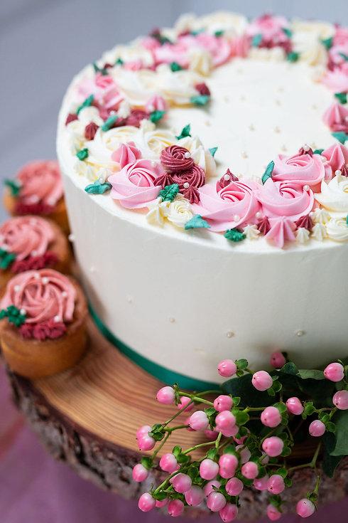 Cake & minicakes