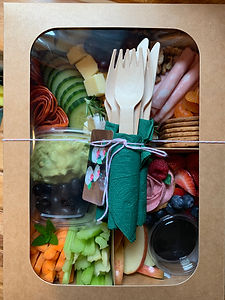 Picnic Grazing Box for Two